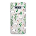 FOONCASE Samsung Galaxy S10e - Lama