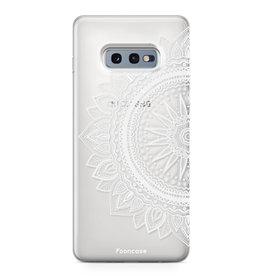 FOONCASE Samsung Galaxy S10e - Mandala