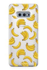 FOONCASE Samsung Galaxy S10e Handyhülle - Bananas