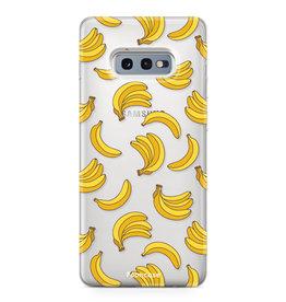 FOONCASE Samsung Galaxy S10e - Bananas
