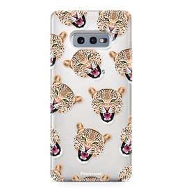 Samsung Samsung Galaxy S10e - Cheeky Leopard