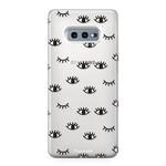 FOONCASE Samsung Galaxy S10e - Eyes