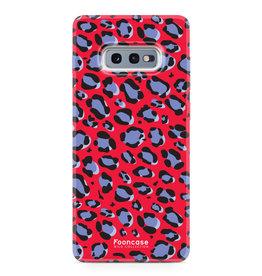 Samsung Samsung Galaxy S10e - WILD COLLECTION / Rot