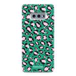 FOONCASE Samsung Galaxy S10e - WILD COLLECTION / Green