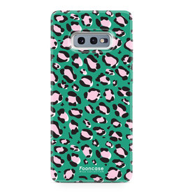 FOONCASE Samsung Galaxy S10e - WILD COLLECTION / Green