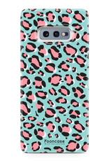 FOONCASE Samsung Galaxy S10e - WILD COLLECTION / Blau