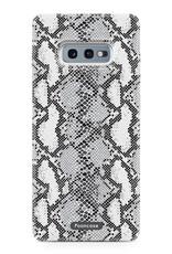 FOONCASE Samsung Galaxy S10e hoesje TPU Soft Case - Back Cover - Snake it / Slangen print