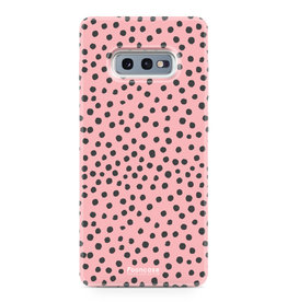 Samsung Samsung Galaxy S10e - POLKA COLLECTION / Pink