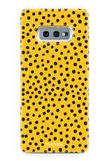 Samsung Samsung Galaxy S10e - POLKA COLLECTION / Ockergelb