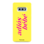 FOONCASE Samsung Galaxy S10e - Adiós Bébé ☀