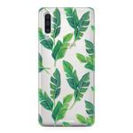 FOONCASE Samsung Galaxy A50 - Banana leaves