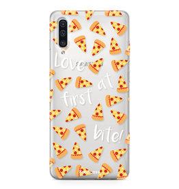 FOONCASE Samsung Galaxy A50 - Pizza