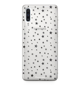 FOONCASE Samsung Galaxy A50 - Sterretjes