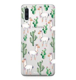 FOONCASE Samsung Galaxy A50 - Alpaca