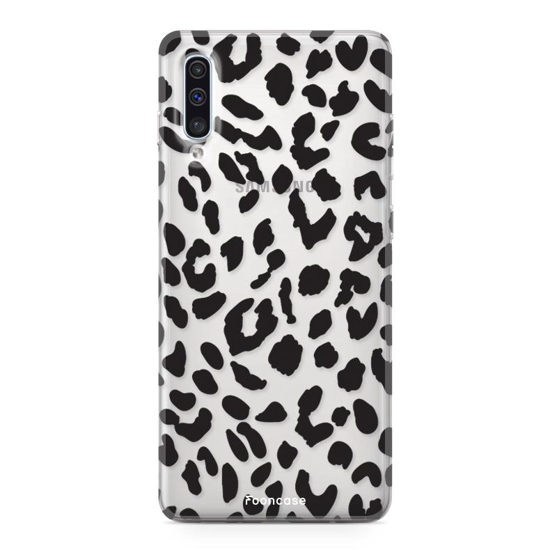 Samsung Samsung Galaxy A50 Handyhülle - Leopard