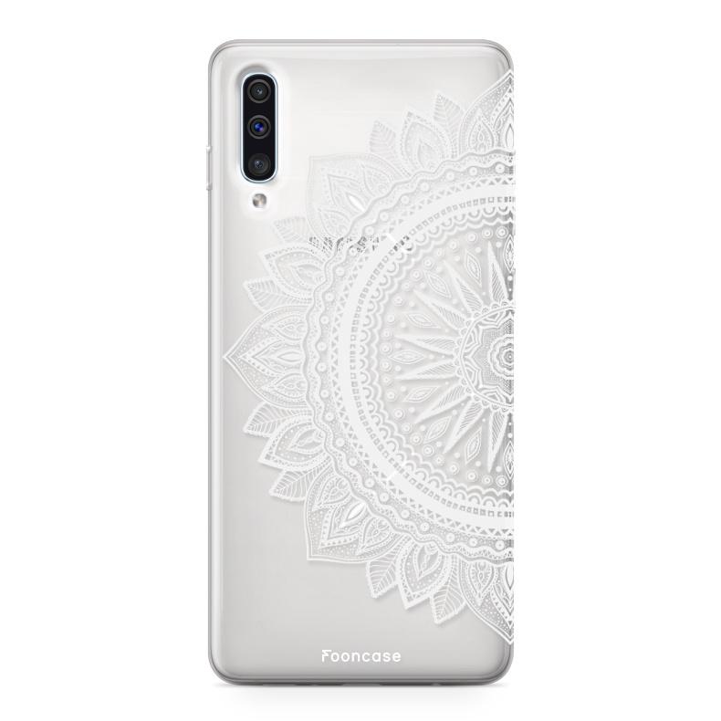 FOONCASE Samsung Galaxy A50 Handyhülle - Mandala