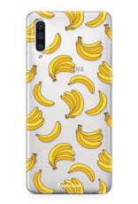 Samsung Samsung Galaxy A50 hoesje - Bananas
