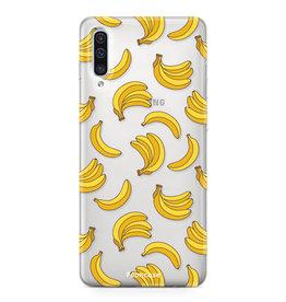 FOONCASE Samsung Galaxy A50 - Bananas