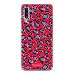 FOONCASE Samsung Galaxy A50 - WILD COLLECTION / Rood