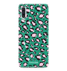 FOONCASE Samsung Galaxy A50 - WILD COLLECTION / Green