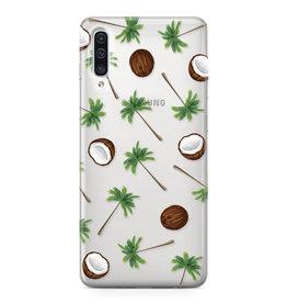 FOONCASE Samsung Galaxy A50 - Coco Paradise