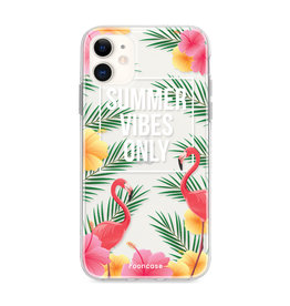 FOONCASE Iphone 11 - Summer Vibes Only