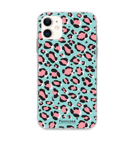 FOONCASE Iphone 11 - WILD COLLECTION / Blauw