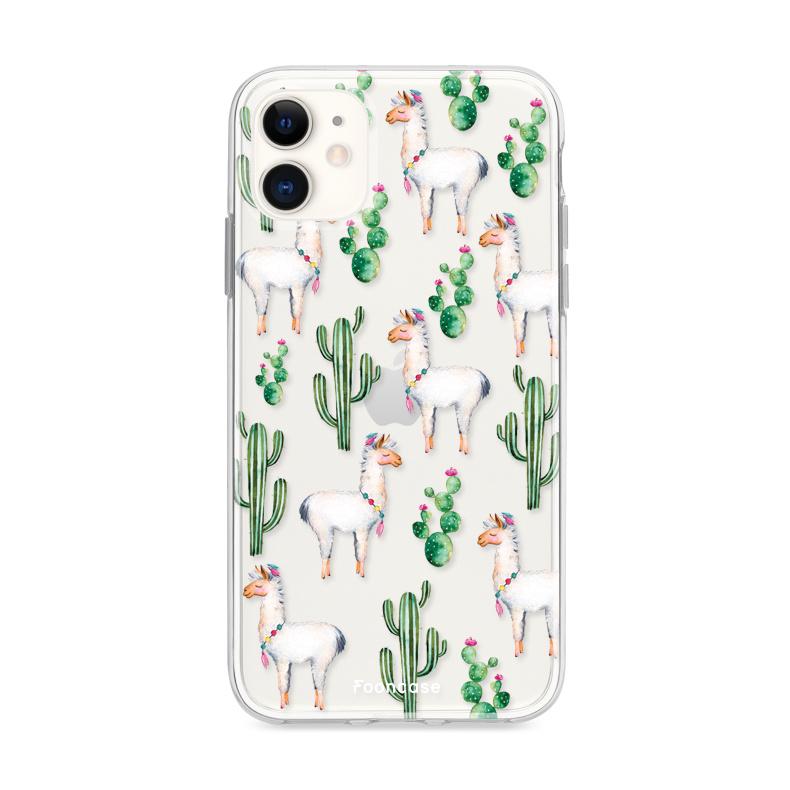FOONCASE Iphone 11 Handyhülle - Lama