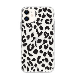 FOONCASE Iphone 11 - Luipaard print