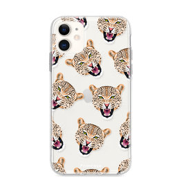 FOONCASE Iphone 11 - Cheeky Leopard