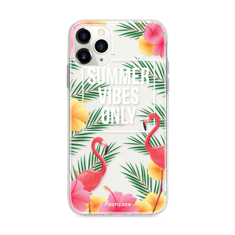 FOONCASE IPhone 11 Pro Max Handyhülle - Summer Vibes Only