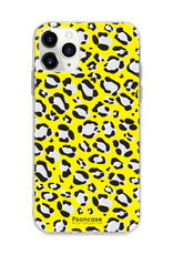 FOONCASE IPhone 11 Pro Max - WILD COLLECTION / Yellow