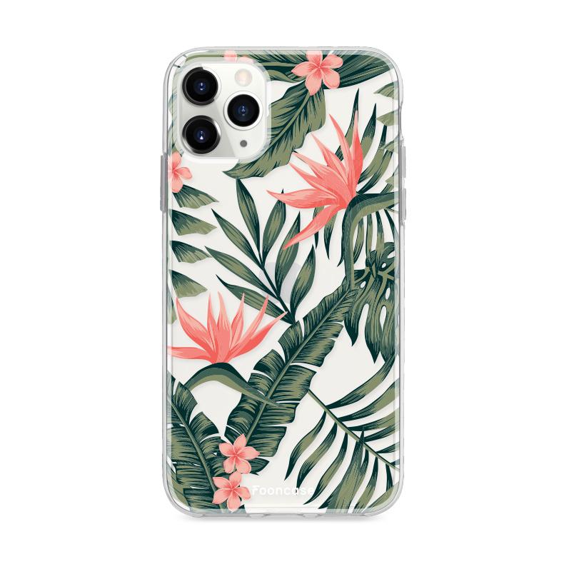 FOONCASE IPhone 11 Pro Max Handyhülle - Tropical Desire