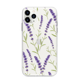 FOONCASE IPhone 11 Pro Max - Purple Flower