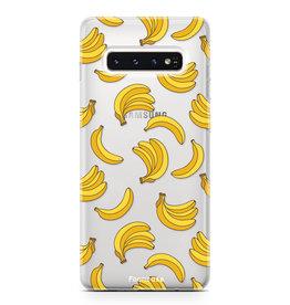 FOONCASE Samsung Galaxy S10 - Bananas