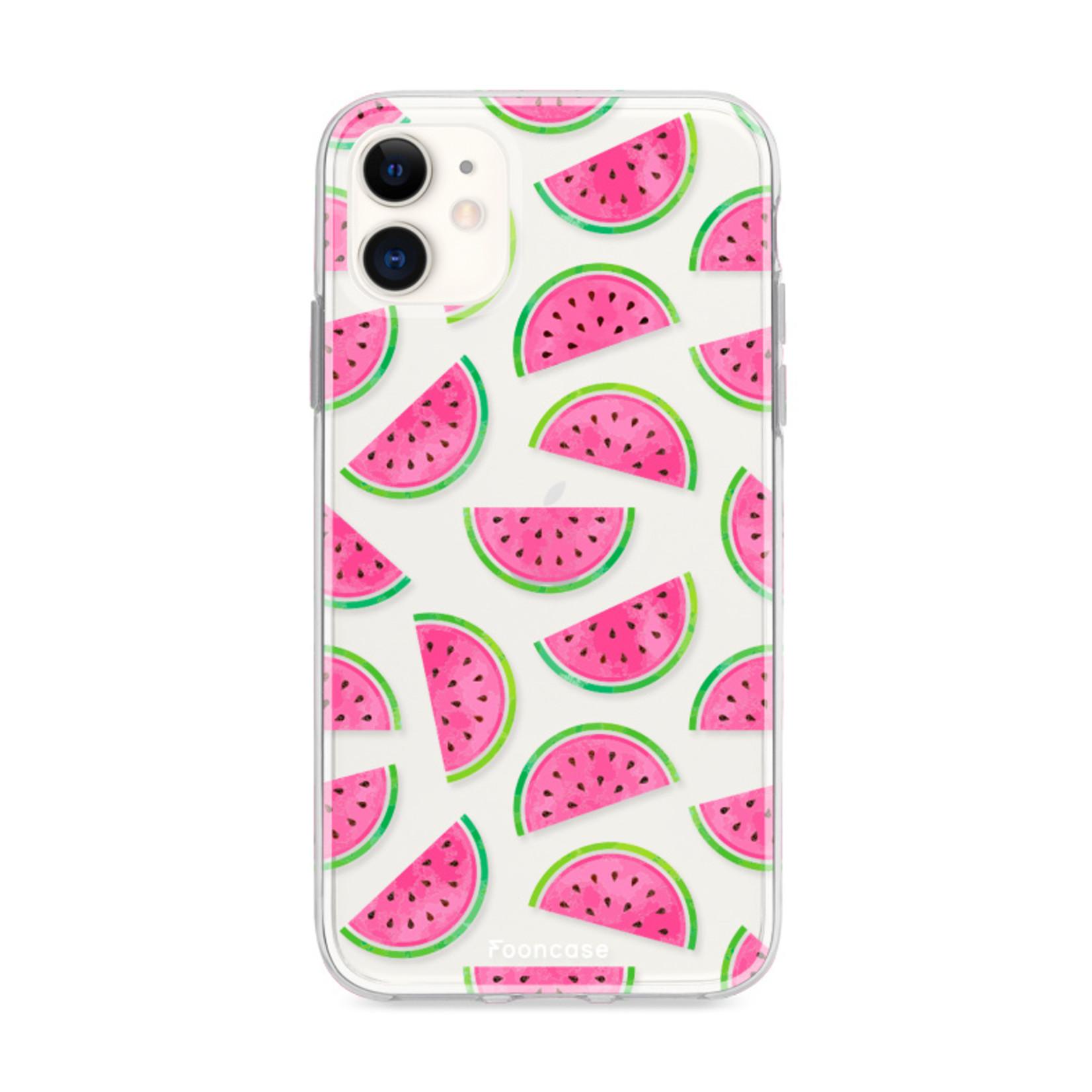 FOONCASE Iphone 11 Handyhülle - Wassermelone