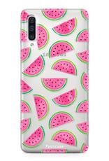 Samsung Galaxy A70 Handyhülle -  Wassermelone