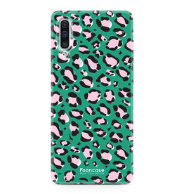 Samsung Galaxy A70 - WILD COLLECTION / Groen