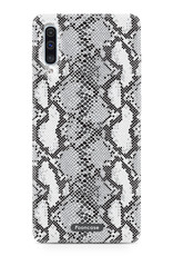 Samsung Galaxy A70 hoesje TPU Soft Case - Back Cover - Snake it / Slangen print