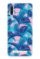 Samsung Galaxy A70 Handyhülle - Funky Bohemian