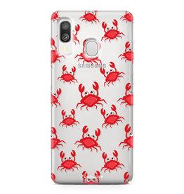 Samsung Galaxy A40 - Krabben