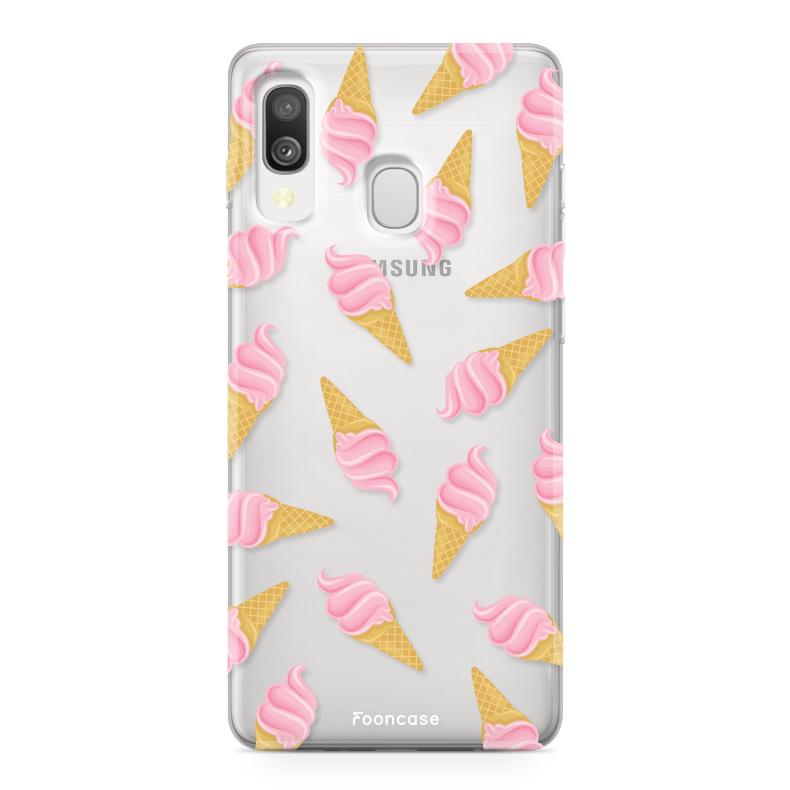 Samsung Galaxy A40 Handyhülle - Ice Ice Baby