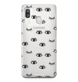 Samsung Galaxy A40 - Eyes