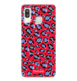 Samsung Galaxy A40 - WILD COLLECTION / Rood