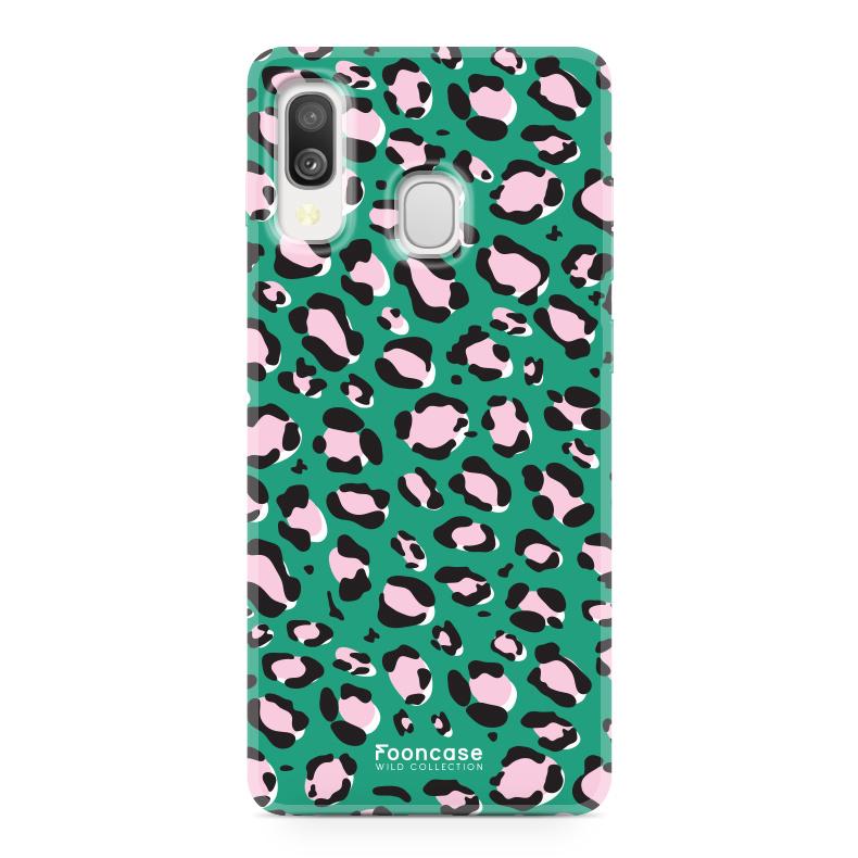 Samsung Galaxy A40 - WILD COLLECTION / Green