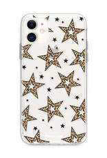 Iphone 11 Handyhülle - Rebell Stars Transparent