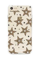 Iphone 7 Case - Rebell Stars Transparent