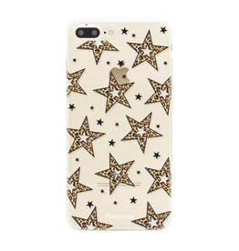 Iphone 8 Plus - Rebell Stars Transparant