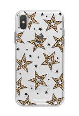 Iphone XS Handyhülle - Rebell Stars Transparent