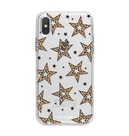 Iphone XS - Rebell Stars Transparent